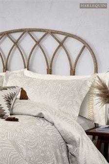 Harlequin Grey Nirmala Pillowcase