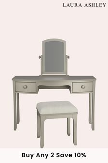Broughton 2 Drawer Dressing Table Set by Laura Ashley