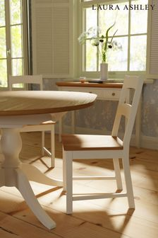 Laura Ashley Oakham Pair Of Dining Chairs