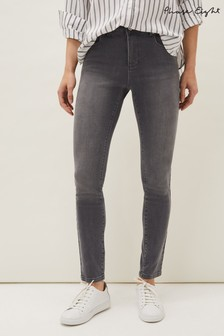 Phase Eight Grey Aida Skinny Jeans