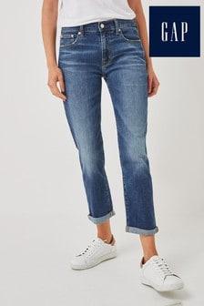 Gap Girlfriend Fit Jeans