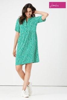 Joules Ella Angled Seamed Dress