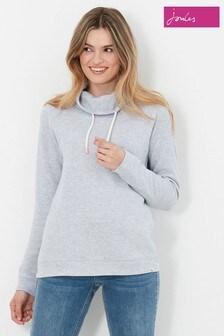 Joules Nadia Ribbed Sweatshirt