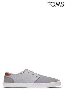 TOMS Carlo Grey Trainers