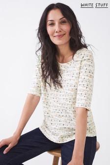 White Stuff Weaver Jersey T-Shirt
