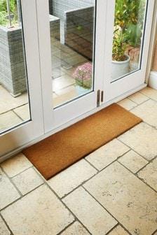 Mud Stopper Astley Plain Extra Wide Doormat