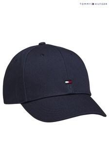 Tommy Hilfiger Unisex Blue Bb Cap