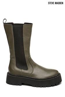 Steve Madden Green Vivianne Boots