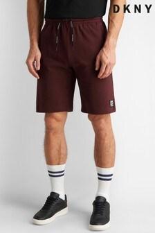 Dkny Red Harlem Terry Shorts