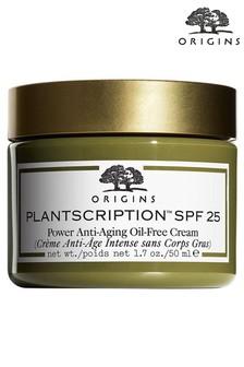 Origins Plantscription SPF 25 Power Anti-Aging Oil Free Cream