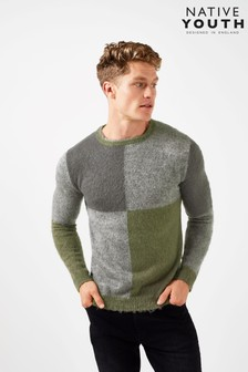 Native Youth Knitted Jumper