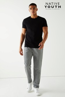 Native Youth Cotton Joggers