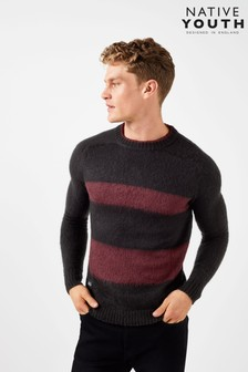 Native Youth Placement Stripe Jumper