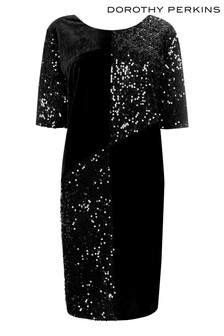 Dorothy Perkins Tall Sequined Dress