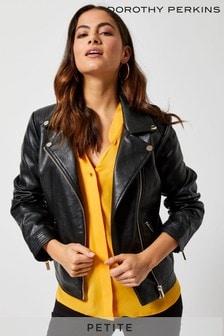 Dorothy Perkins Petite Biker Jacket