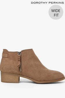 Dorothy Perkins Wide fit Major Ankle Boot