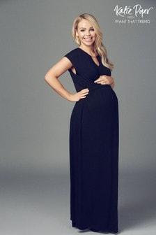 Want That Trend Maternity Maxi Dress