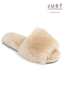 Just Sheepskin Sheepskin Sliders