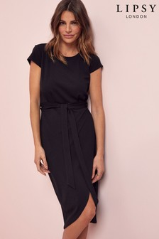85730aa6621e Lipsy Wrap Dress | Printed & Maxi Wrap Dresses | Next AU