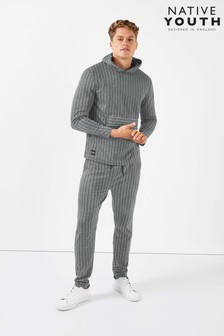 Native Youth Striped Trousers