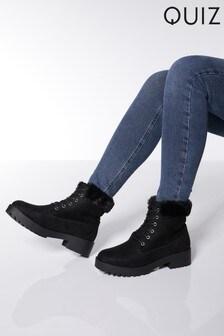 Quiz Hiker Boots
