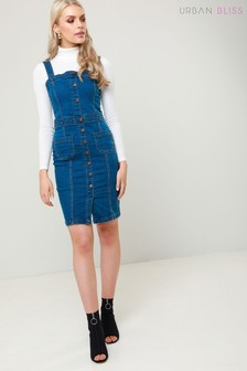 Urban Bliss Denim Mini Dress