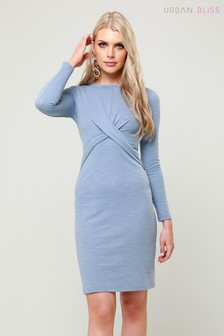 Urban Bliss Misha Twist Waist Dress