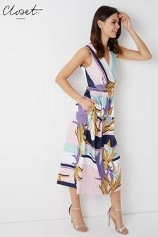 Closet Full Skirt Dress