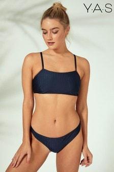 Y.A.S Ribbed Bikini Bottoms