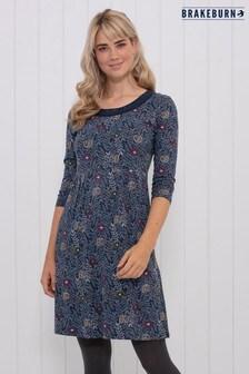 Brakeburn Trailiing Leaf Dress