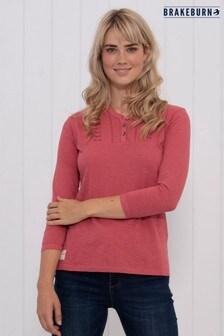 Brakeburn Garment Dyed Jersey Top