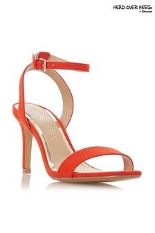 Head Over Heels Minimal Ankle Strap Sandal