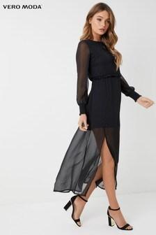 Vero Moda Petite Chiffon Dress