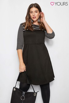 Yours Pinafore Dress
