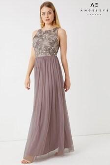 Angeleye Embellished Dress