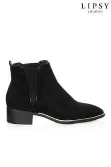 Lipsy V Gusset Ankle Boots