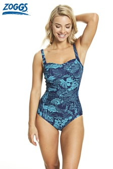 Zoggs Santorini Ruch Front Swimsuit