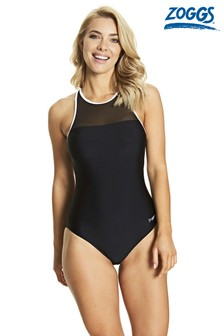 Zoggs Mesh Crossback Swimsuit