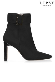 Lipsy Pinched Heel Ankle Boots