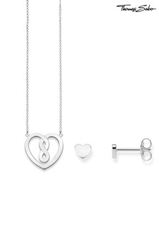 Thomas Sabo Necklace and Earring Set in Gift box Saving £19