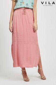 Vila Maxi Skirt
