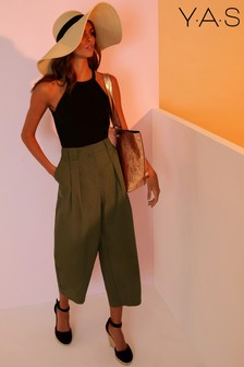 Y.A.S Cropped Pant