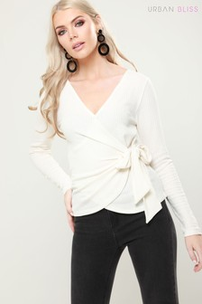 Urban Bliss Wrap Knit Jumper