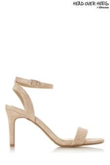 Head Over Heels Ankle Strap Sandals