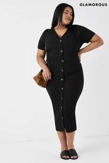 Glamorous Curve Midi Dress