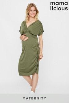 Mamalicious Maternity Pilar Jersey Dress