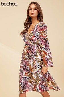 a38945a2c2da Boohoo Dresses For Women | Boohoo Work & Casual Dresses | Next