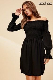 ad078fa70678 Boohoo Dresses For Women | Boohoo Work & Casual Dresses | Next