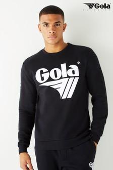 Gola Logo Crew Neck Sweatshirt