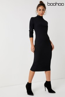 10c24cf1a7e7 Boohoo Dresses For Women | Boohoo Work & Casual Dresses | Next